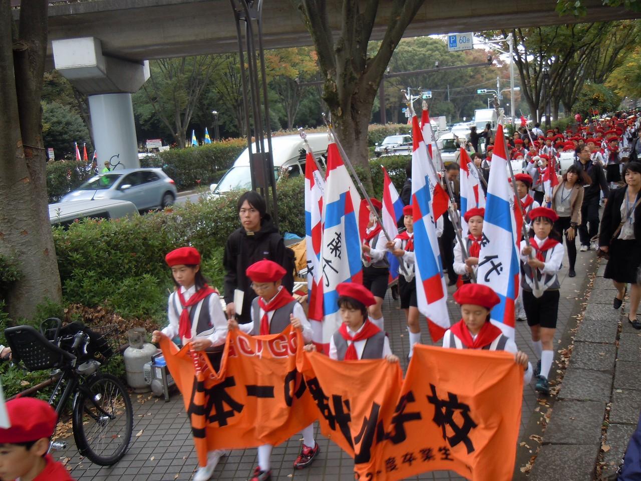 渋谷区フェスティバル2013