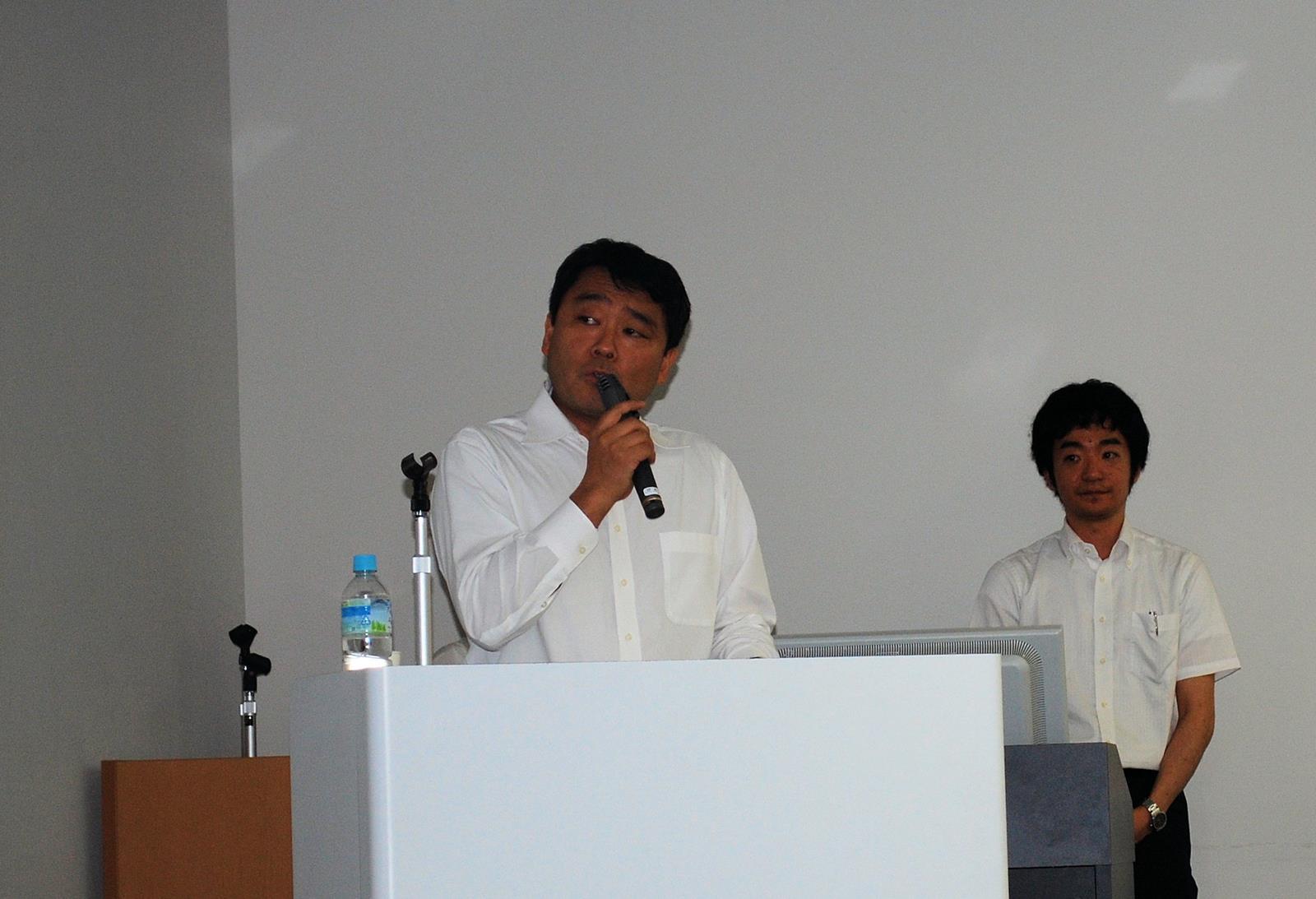 7/3 加藤嘉一氏講演会「だから、今、中国」  活動リポート