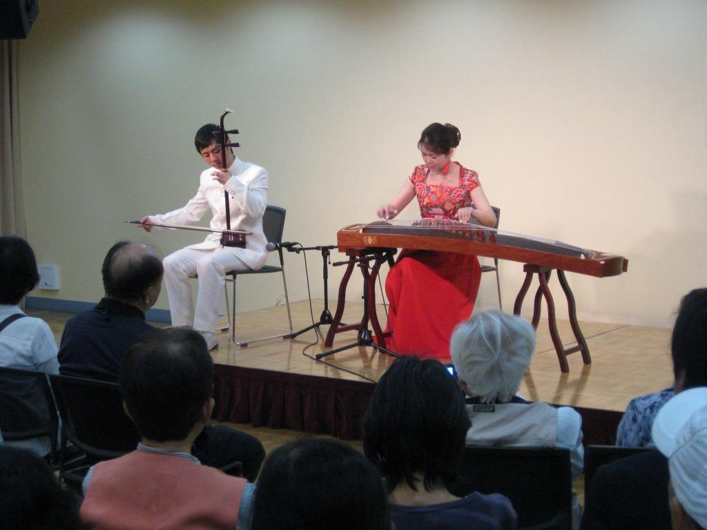 10/3 北区日中 友好ミニコンサート 活動リポート