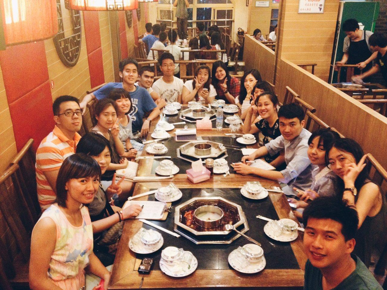 人と出会える国、中国  【ミニコラム 中国の今 Vol.6】