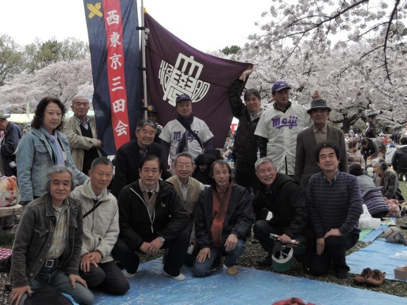 4/4 「お花見の会」 活動リポート