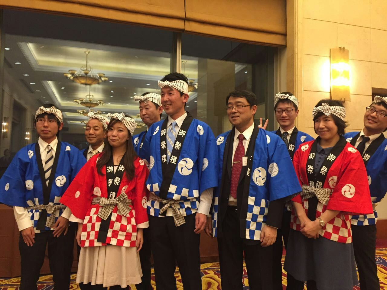 2016年11月4日東京都日中友好訪問団 北京で交流を深める