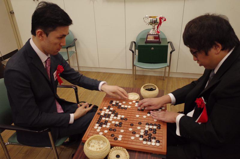 中国大使館杯 第19回東京都日中友好囲碁交流大会開催