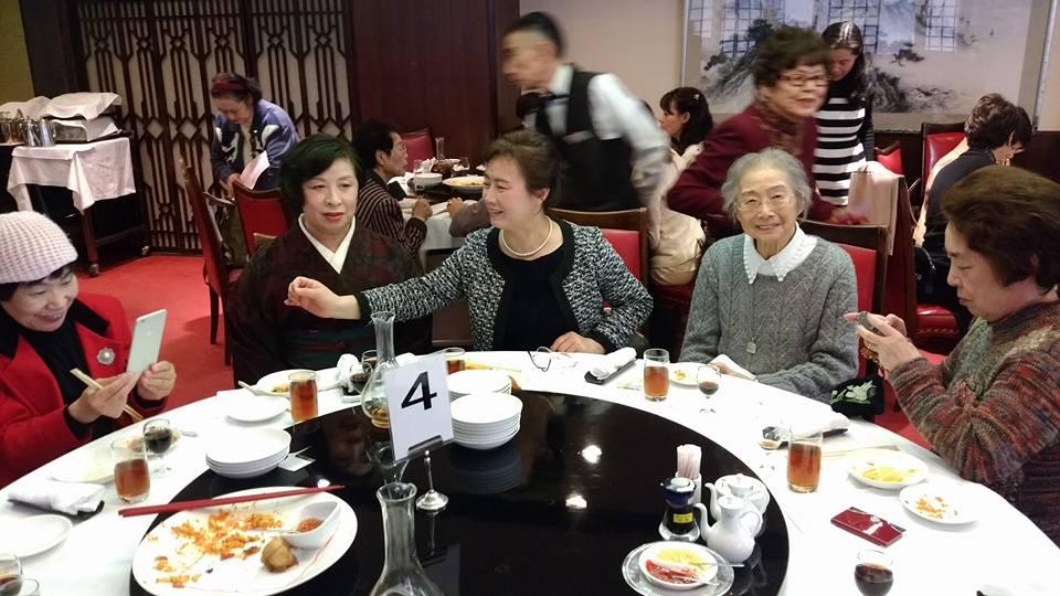 和やかに楽しく開催 東京都日中女性部会「新春のつどい」