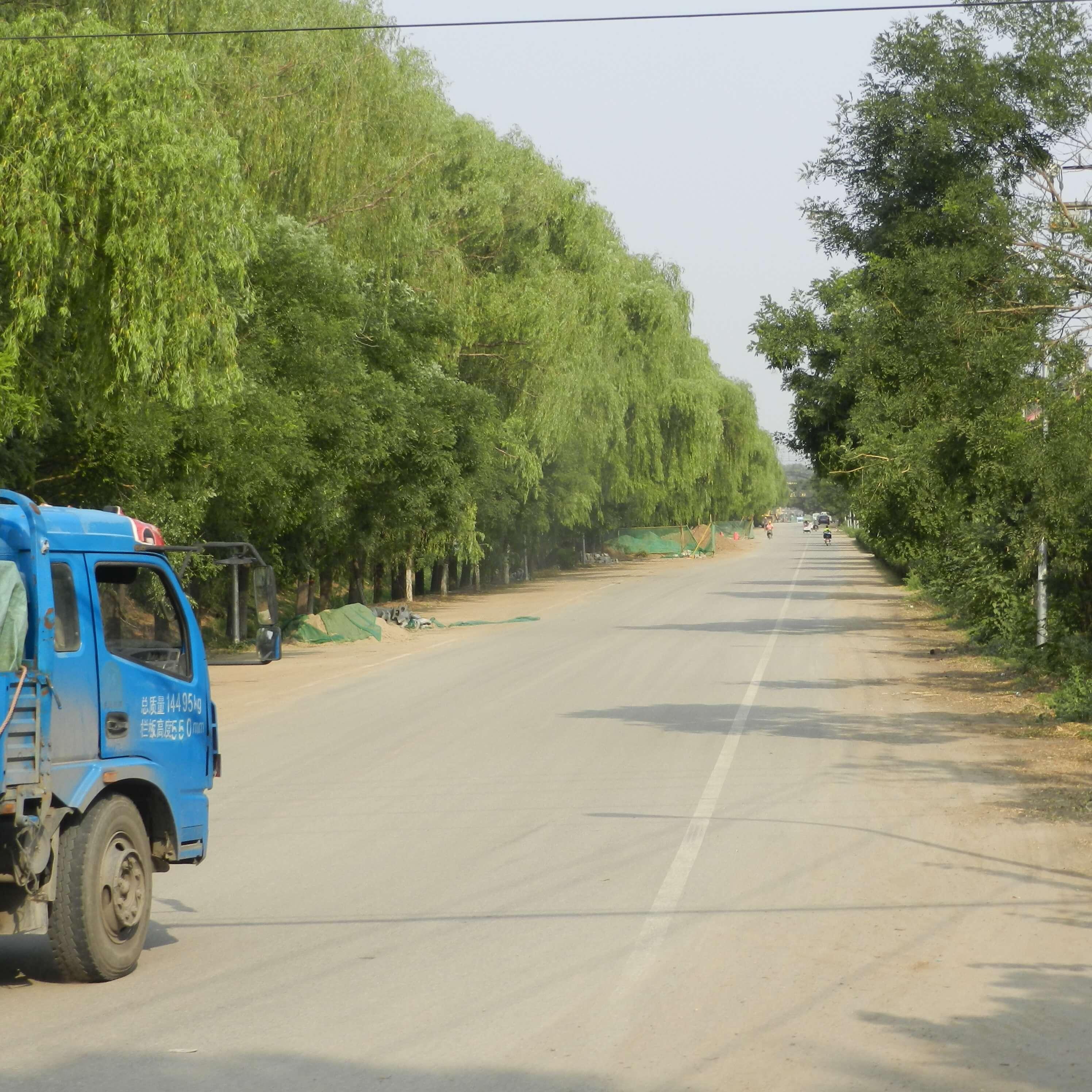 懐かしさも新鮮さも消えゆく・・写真に見る中国の農村・北京郊外