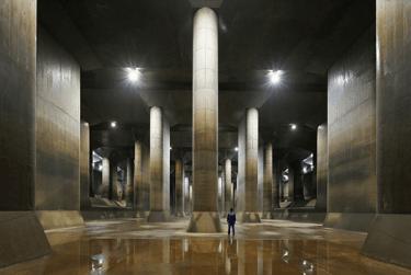 【参加募集】首都圏放水路(防災地下神殿)見学会