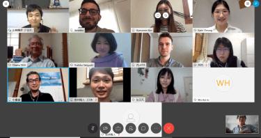 【実施報告】第2回online交流会 「世界のコロナウイルスの現状と今後」
