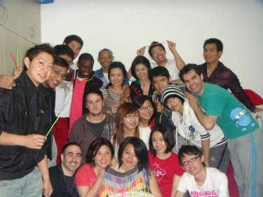 私の留学した大学、上海東華大学