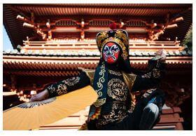 【お知らせ】北区日中「春節を祝う 変面・雑伎ショー」中止のお知らせ