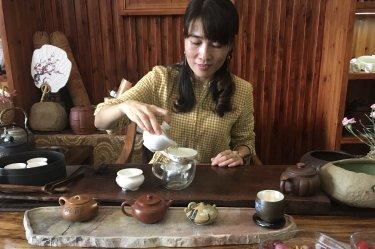 【青年委員会BLOG】No.23 おいしい中国茶の魅力~種類・茶器&おススメの中国茶カフェをご紹介~