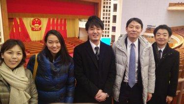 【中国と関わる仕事】中国と関わりながら働く方にインタビュー#1:井上正順さん